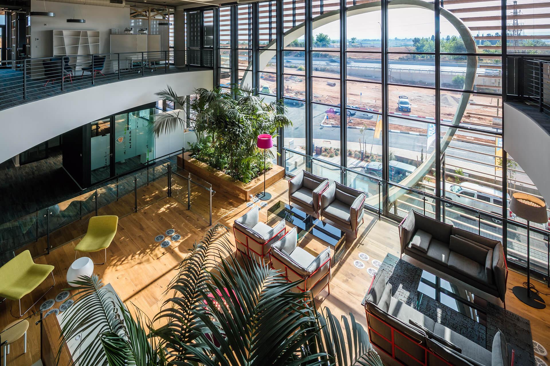 Sap Headquarters Yashar Architects Interesting SAP Headquarters YASHAR 9645 4