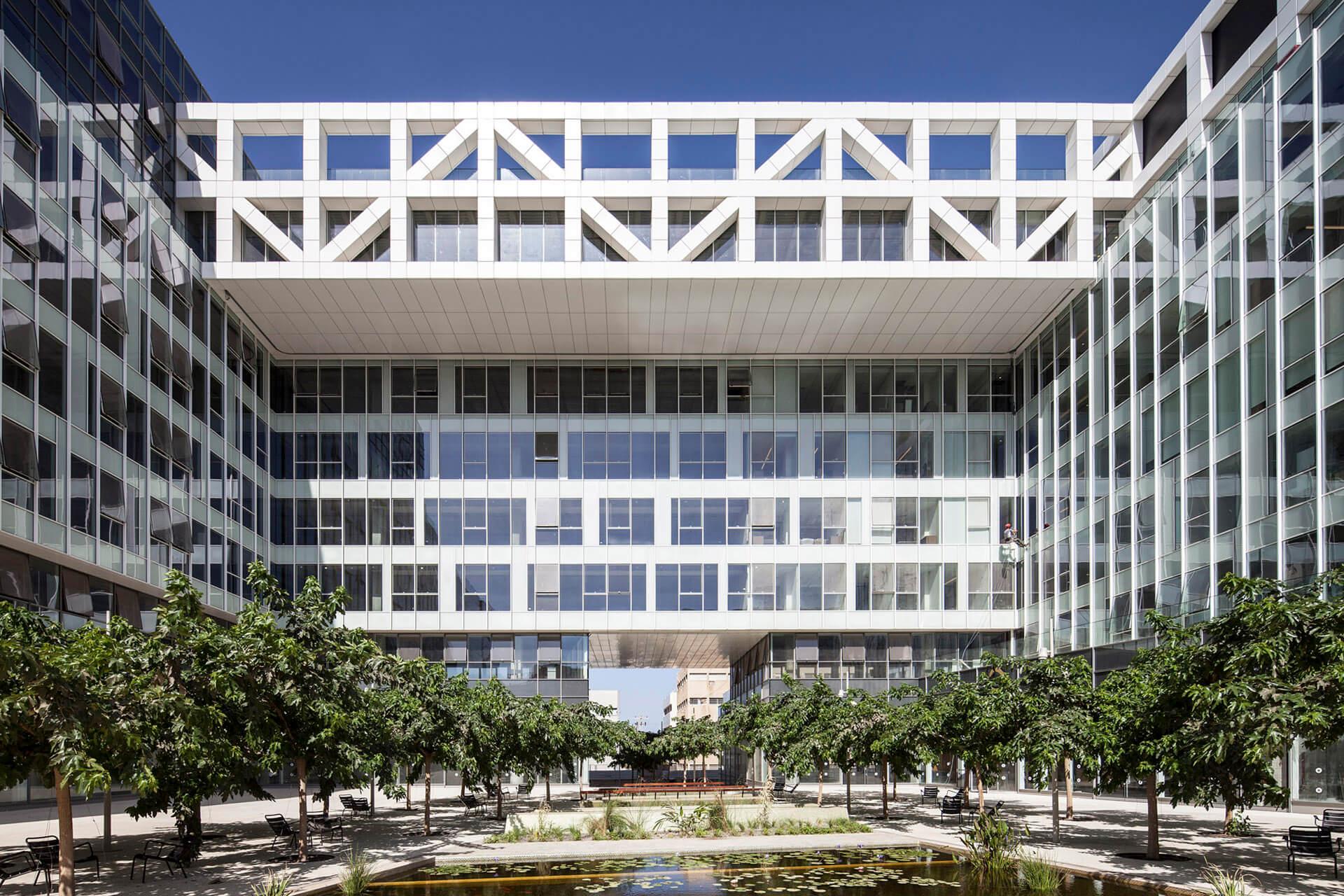 Sap Headquarters Yashar Architects Enchanting SAP Headquarters YASHAR 8073 7