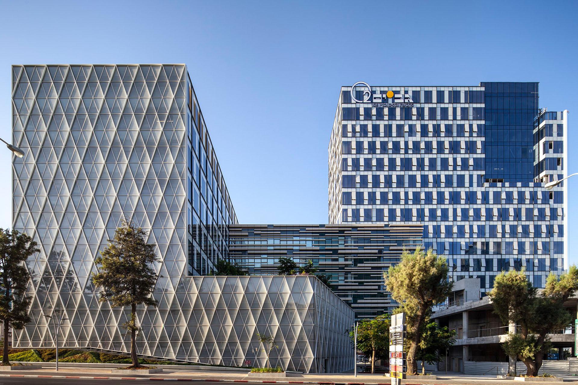 Sap Headquarters Yashar Architects Mesmerizing SAP Headquarters YASHAR 7091 3