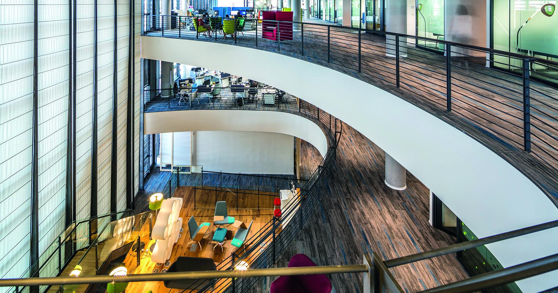 Sap Headquarters Yashar Architects Gorgeous SAP Headquarters YASHAR 685 12