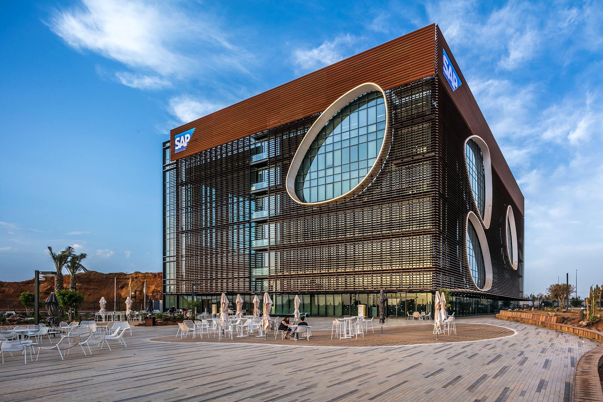 Sap Headquarters Yashar Architects Interesting SAP Headquarters YASHAR 2980 2