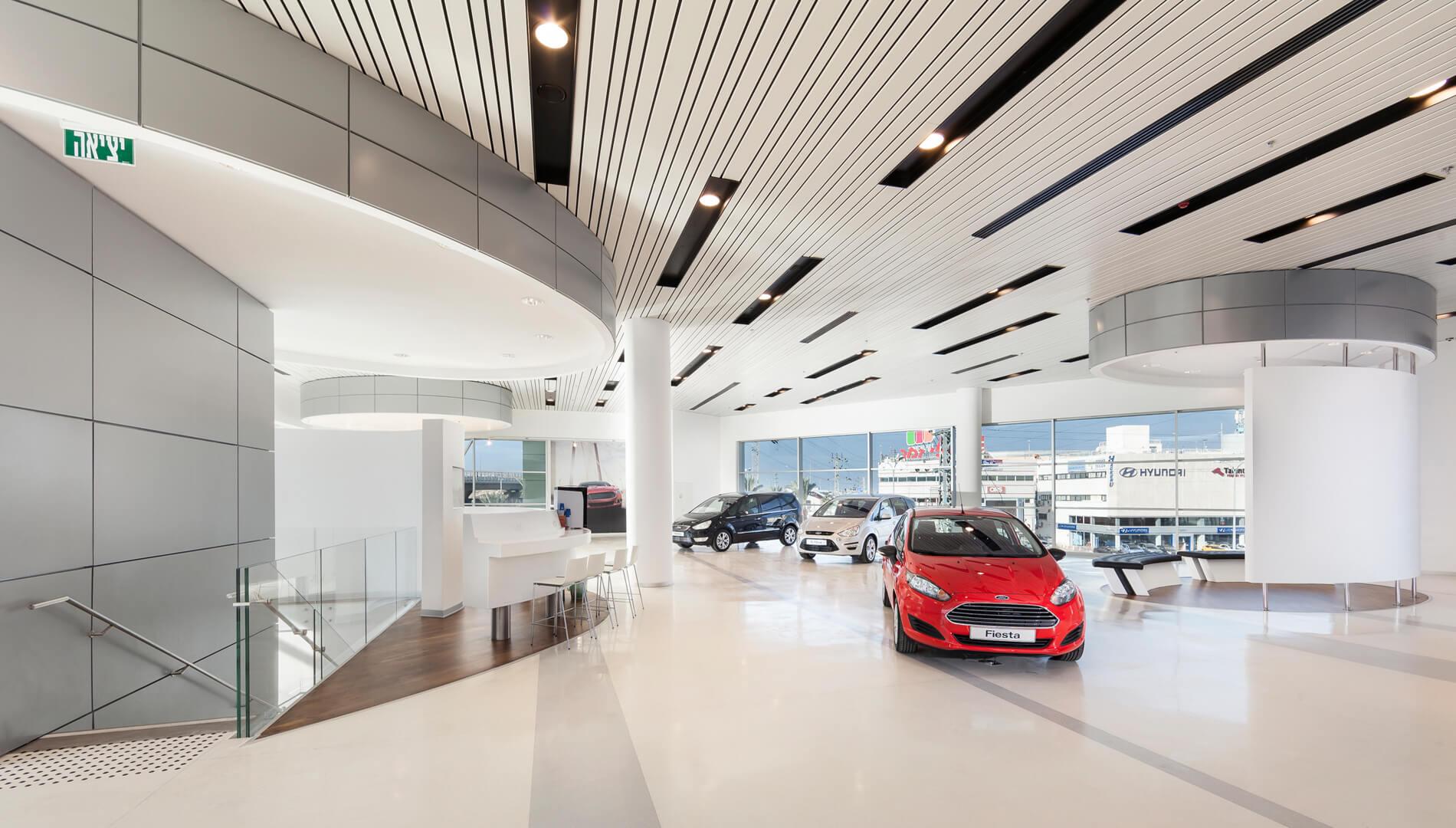 Mazda Ford Haifa5