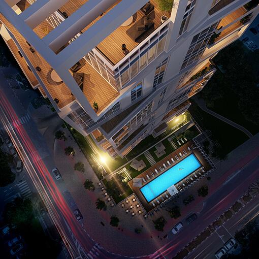 Ramat Aviv Tower C-8