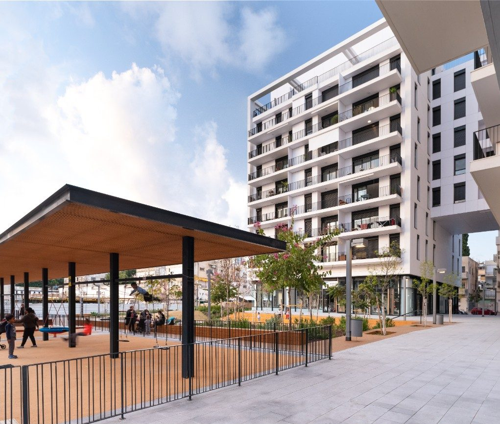 Shuk Ha_aliya - Yashar Architects © LUZ-74