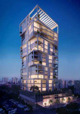 Ramat Aviv Tower